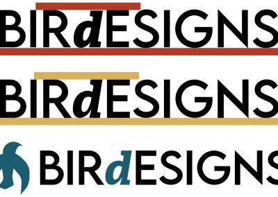 birdesigns logo